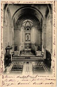 CPA AK AVIGNON - Chapelle (512262)