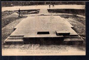 Monument de l'Armistice,Foret de Compeigne,France BIN