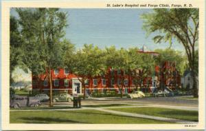ND - Fargo, St. Luke's Hospital & Fargo Clinic