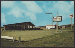 Norseman Restaurant,St Bonifacius,MN Postcard