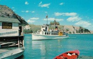 WATERTON LAKES National Park , Alberta , Canada , 50-60s ; Steam International