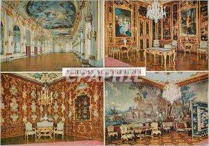 Postcard Modern Vienna Old lacquer Zimmer Napoleonzimmer