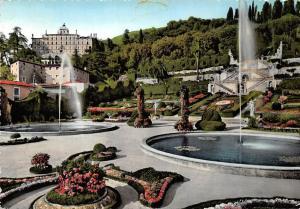 Italy Collodi Villa Garzoni The Garden Statues