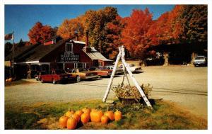 Massachusetts  Shelburne Falls  Gould's  Sugar House  Restaurant
