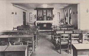 New York Maryknoll Bethany House Chapel Albertype