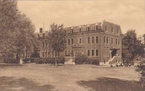 Saint Henry's College Administration Building Belleville Illinois Albertype