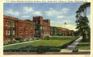 Florida State College for Women Tallahassee FL Unused