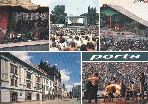 Czech Republic Porta Multi View Music Festival