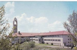 Bird's-eye View, Exterior of Seminary of Christ the King, Mission City, Briti...