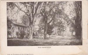 Street view , Deerfield , Massachusetts , PU-1908