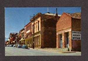 NV Masonic Hall Comstock Hotel VIRGINIA CITY NEVADA PC