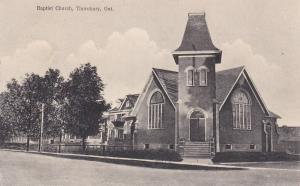 THORNBURY , Ontario , Canada , PU-1912; Baptist Church