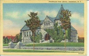 Jamestown, N.Y., Prendergast Free Library