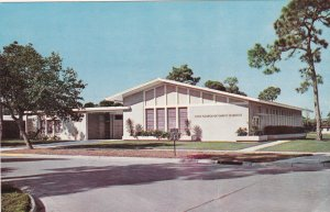 VENICE , Florida , 50-60s ; First Church of Christ , Scientist