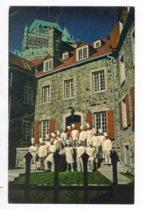 Cooks, Rendez-Vous des Chefs at/a La Maison Chevalier, Quebec, Canada, 40-60s