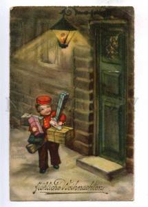 193239 Postman PETERSEN IRAN Persia Vintage RPPC