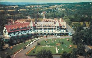 SAINT ANDREWS by the SEA, New Brunswick  Canada  ALBONQUIN HOTEL 1963   Postcard