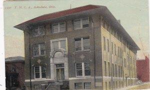 Ohio Ashtabula Y M C A Building 1913 sk4606