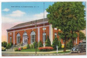 Post Office, Elizabethtown KY