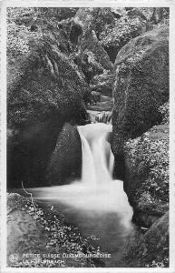 Luxembourg Le Hallerbach Cascade Waterfall Petite Suisse Luxembourgeoise