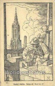 Rudolf Schafer Felaja Austria 1926