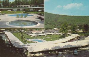 2-Views, Howard Johnson's Motor Lodge & Restaurant, Downtown ASHEVILLE, North...