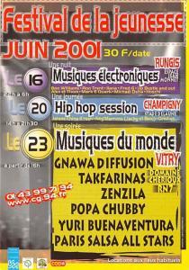 Festival de la Jeunesse -