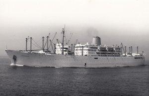 RP: Ocean Liner ARAGON , 1960-70s