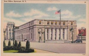 New York Syracuse Post Ofice