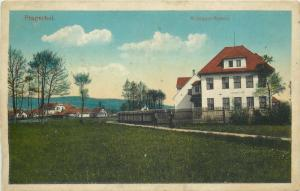 Slovenia Pragerhof 1915 Rosegger-Schule school postcard censure cancel