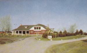 Club de Golfe, St. Hyacinthe, Province of Quebec, Canada, 40-60s