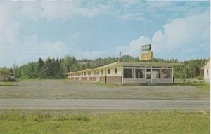 Greetings from Fraser's Motel, Chandler West, P.Q., Canada,40-60s