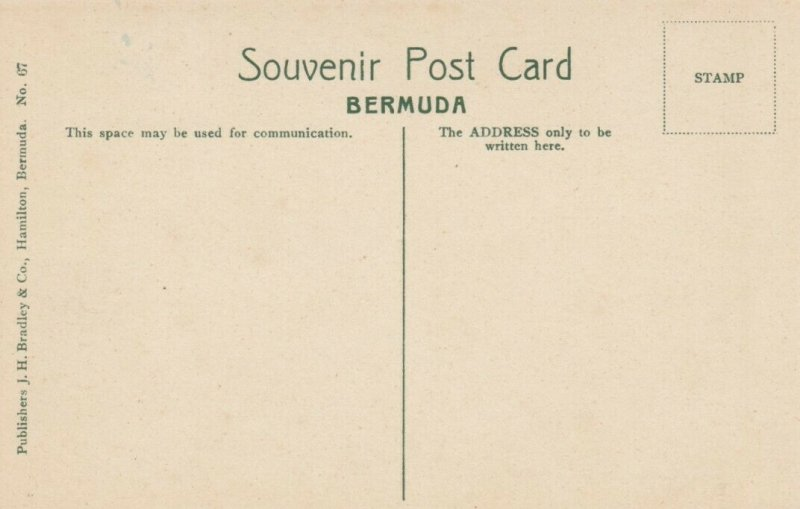 BERMUDA , 00-10s ; H.M. Dockyard