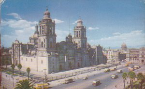 Mexico Cathedral Mexico City