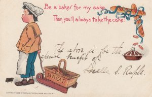 Be a Baker , 1903 ; TUCK