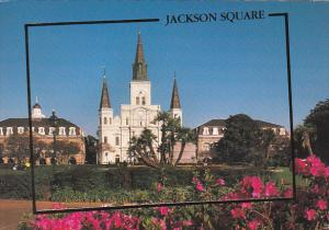 Lousiana New Orleans Jackson Square