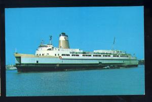 Cape May, New Jersey/NJ Postcard, NJ & Lewes Delaware Ferry