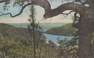 New York Bear Mountain Park The Higlands Of The Hudson From Anthonys Nose Alb...