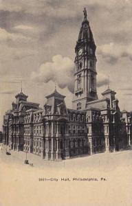 City Hall,  Philadelphia, Pennsylvania, 00-10s
