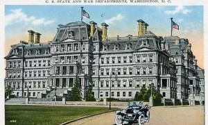 DC - Washington, U. S. State & War Departments