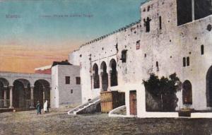 Morocco Tanger Chateau Palais de Justice Tanger