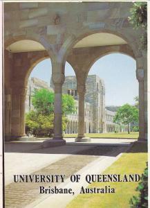 BRISBANE , Queensland , Australia , 50-70s ; University of Queensland