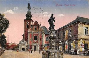 Czech R. Brno Cathedral of St. Peter and Paul Pferov Farni chram 1919