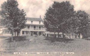 Le Roy House Loch Sheldrake New York