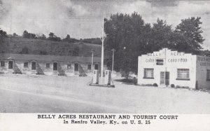 Kentucky Renfro Valley Belly Acres Restaurant Tourist Court & Gas Station sk6671