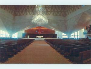 Unused Pre-1980 CHURCH SCENE San Francisco California CA p3626