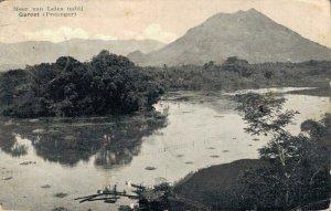 Indonesia Meer van Leles nabij Garoet Preanger 03.04