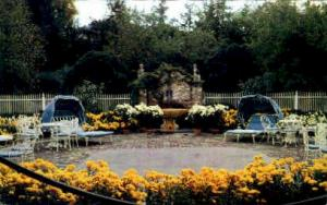 Old White Club Patio, The Greenbrier