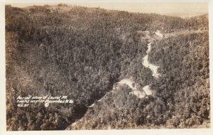 RP: Near MACOMBER, West Virginia, 1930-50s; Aerial View of Laurel Mt.
