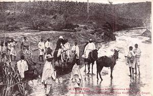 Ethiopia Dans les entrees Galla, Catholic Missionaries voyage